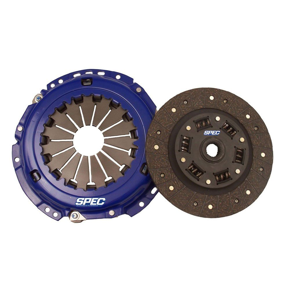 SPEC Clutch Kit Stage 1 For Use With Stock Style Flywheel Focus ST 2013-2018 SPEC Clutch: SF331-3