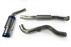 Tomei Expreme Ti WRX / STI Cat-Back Exhaust 2008+ WRX/STI Sedan