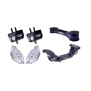 Torque Solution Engine/Trans/Pitch Mount Kit w/ Mount Plates | 02-14 Subaru WRX / 04+ STI