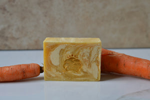 Turmeric & Carrot Cleansing Bar