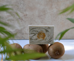 Kiwi Cream Cleansing Bar