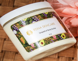 Grapefruit Body Butter
