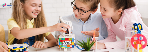 Innovating and learning with LEGO® robotics