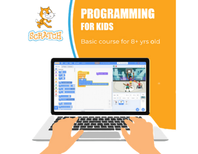 Scratch programming with STEM SHOP