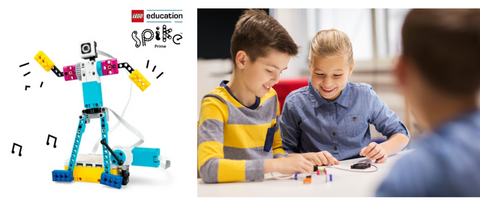 Lego education spike prime classes with stem shop