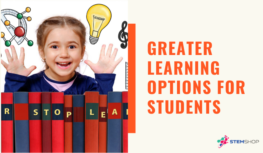 Learning Options For Students