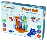 Funvention -  Paper Bot Automaton - 3D Paper Animation DIY Kit