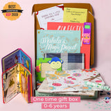 Book Box for 4 - 7 years old
