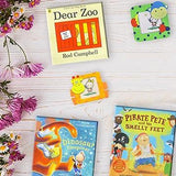 Book box for 2 - 4 years old