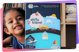 Shifu Travel - The 4D  Augmented Reality Educational Game