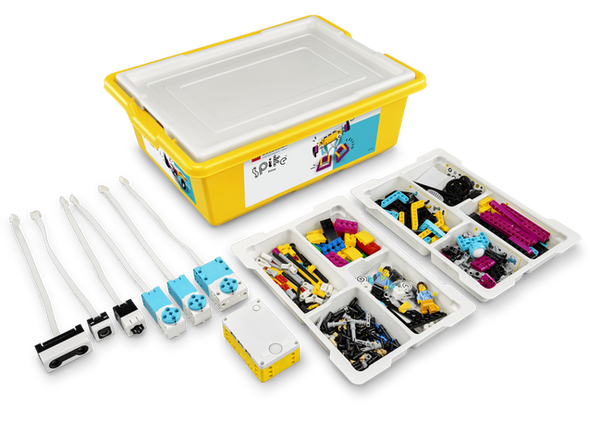 LEGO SPIKE Prime kit with online classes(10 years and above) intl