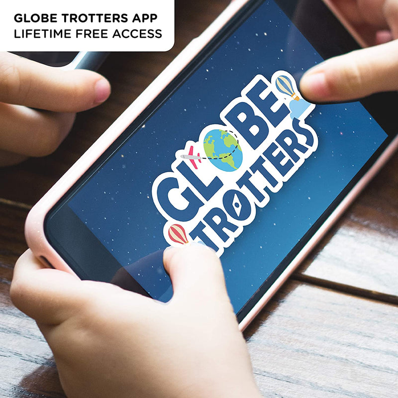 Smartivity Augmented Reality enabled Globe TROTTERS