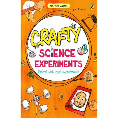 Crafty Science Experiments Book - Fun with Science
