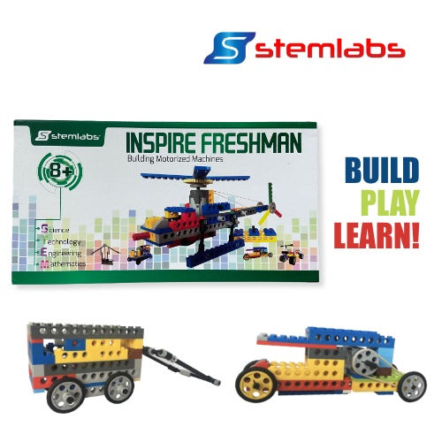 STEMLABS Freshman Robotics classes for 7 years and above