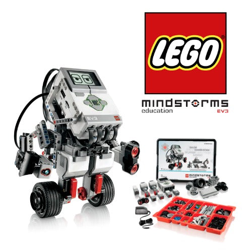 Robotics classes with Lego education Mindstorm EV3 (10+ Years)