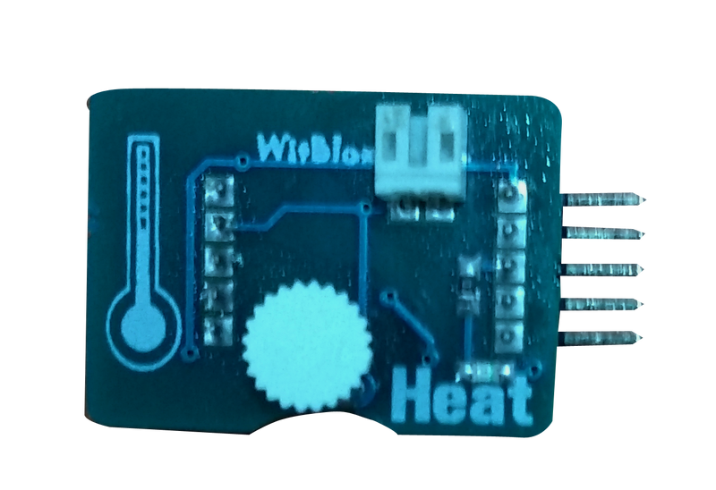 Witblox component - Sensors Blox package 1