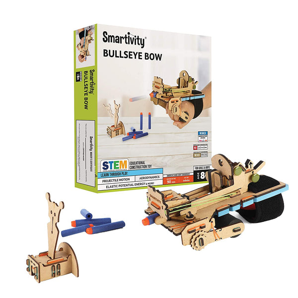 Smartivity Bullseye Bow STEM and STEAM Educational toy