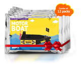Be Cre8v -  Motor Boat DIY Speed boat Electronics kit Pack of 12 Birthday Return Gift