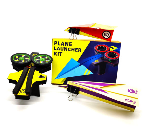 Be Cre8v -  Plane launcher kit