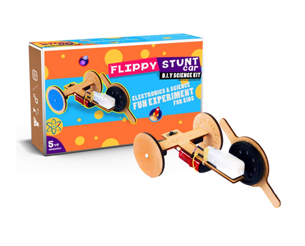 Be Cre8v -  Flippy Stunt Car