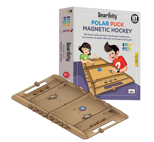 Smartivity - Polar Puck Magnetic Hockey