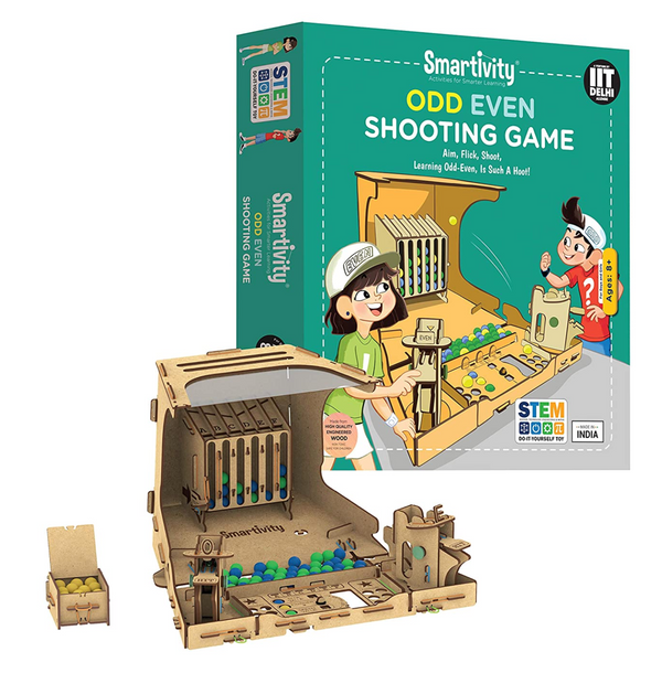 Smartivity - Odd Even Shooting Game