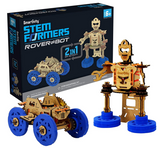 Smartivity -  STEM Formers rover bot and car