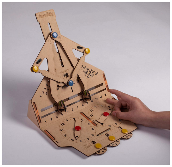 Smartivity -  Fidget Digit Multiplication Machine
