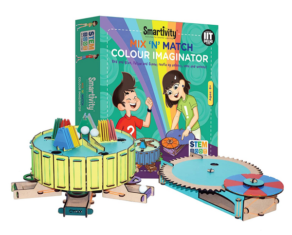 Smartivity -  Mix 'N' Match Colour Imaginator