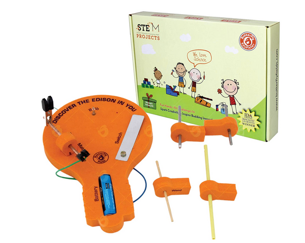 Butterfly Fields  -  STEM Junior Electricity Kit