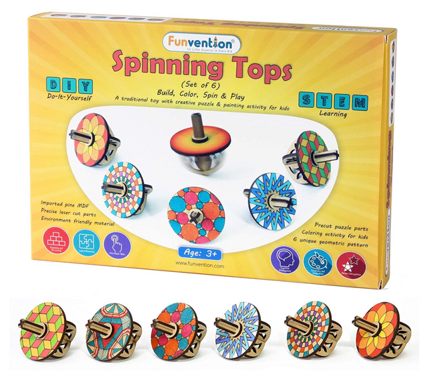 Funvention -  Spinning Tops