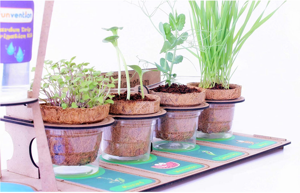 Funvention -  Garden Drip Irrigation Kit