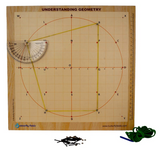 Butterfly Fields - Understanding Quadrilaterals Math Project Kit