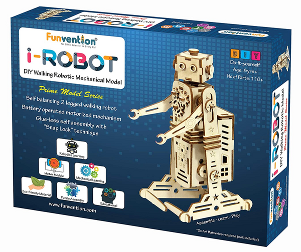 Funvention - iRobot