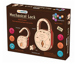 Funvention -  Mechanical Lock(Pack of 12)