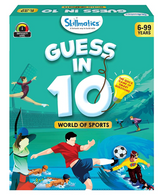 Skillmatics - Guess in 10 - World of sports