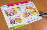 Skillmatics - Interactive stories - Write and wipe activity mats