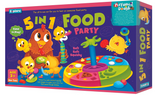 Science experiment kit - 5 in 1 Food Party