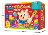 Science experiment kit - Ice cream party