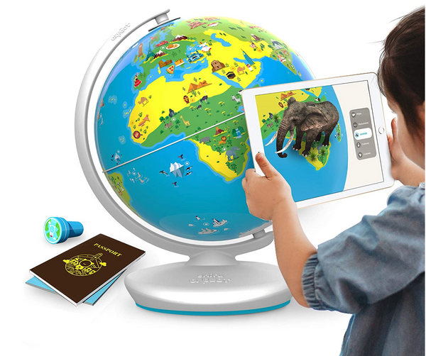 Shifu orboot - The educational 4d globe