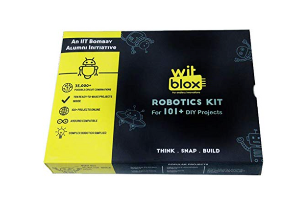 Witblox Robotics Program(6 - 9 years)