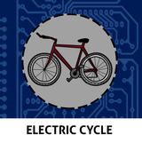 Witblox component - Electric Cycle and Obstacle Avoiding Car Kit
