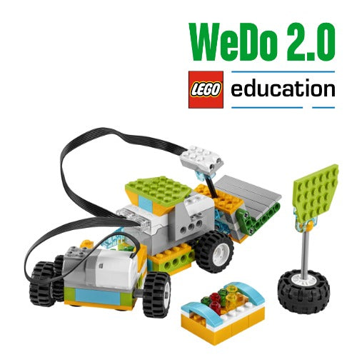 LEGO WeDo2.0 kit + Online classes(7-10 years)