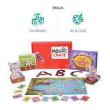 Magiccrate - 12 Months subscription-2-4-years