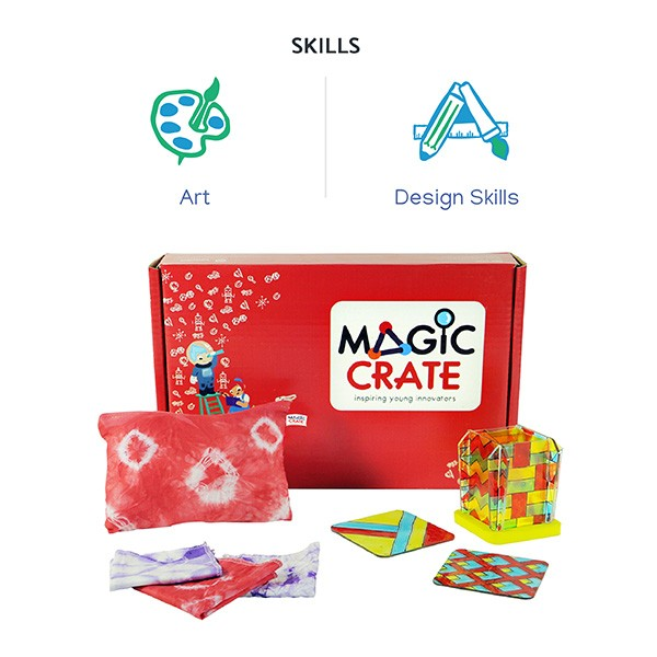 Magiccrate - 3 Months subscription-8-10-years
