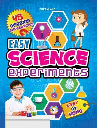Easy-Science-Experiments-(English, Paperback, unknown)-Book