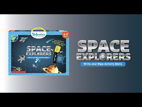 Skillmatics -  Space explorers