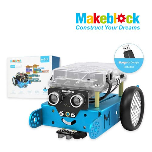 mBot MakeBlock Robotics Program for 10+ years old
