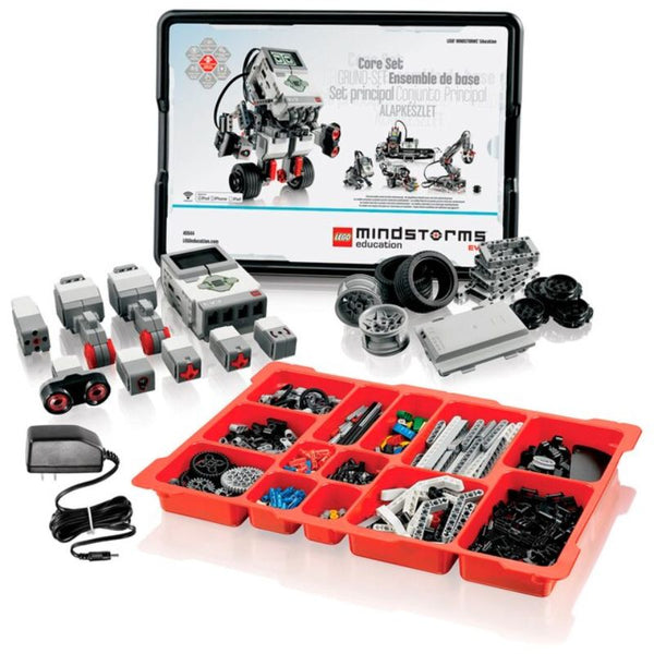 Robotics classes with Lego education Mindstorm EV3