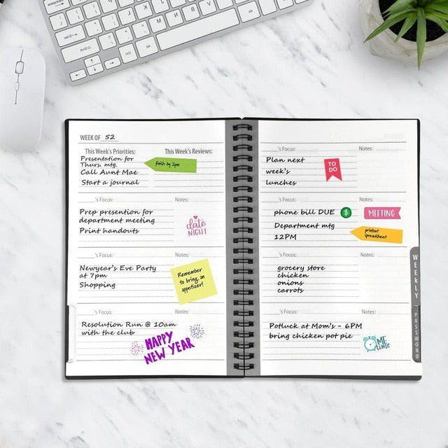Smart Reusable Erasable A5 NoteBooks